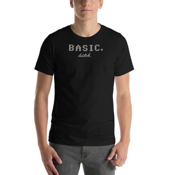 BASIC. b*tch. T-Shirt
