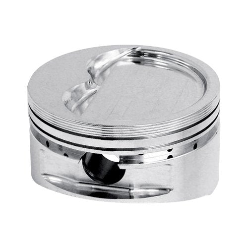 Sportsman Racing Products 138103 -16cc Dished Piston Set for Small Block Chevy