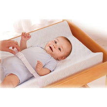 Summer Infant Contoured Changing Pad, White