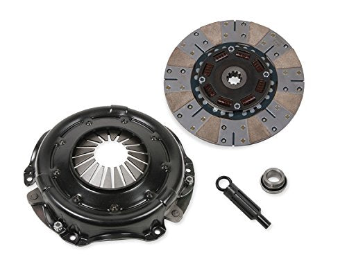 Hays 92-1004 Street 650 Clutch Kit 11 in. Dia. 10 Spline 1 1/8 in. Input Shaft 650 Max HP Rating Incl. Pressure Plate/Disc/Throwout Bearing/Alignment Tool Street 650 Clutch Kit
