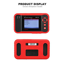 Launch CRP129 Code Reader OBDII Scanner Scan Diagnostic Tool with Eng/Transmission/ABS/Airbag System Test and EPB/SAS/Oil Reset Functions