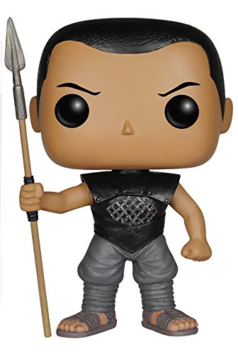 Funko POP Game of Thrones: Grey Worm Action Figure