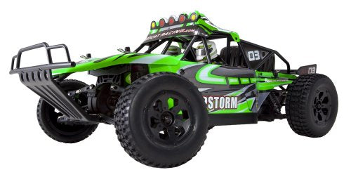 Redcat Racing Sandstorm Baja Electric Buggy, Green, 1/10 Scale