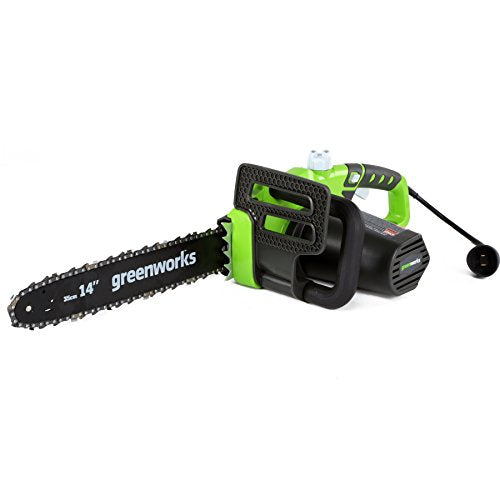 GreenWorks 20222 9-Amp 14-Inch Electric Chainsaw