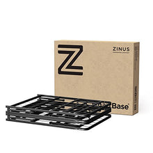 Zinus 14 Inch SmartBase Mattress Foundation / Platform Bed Frame / Box Spring Replacement / Quiet Noise-Free / Maximum Under-bed Storage