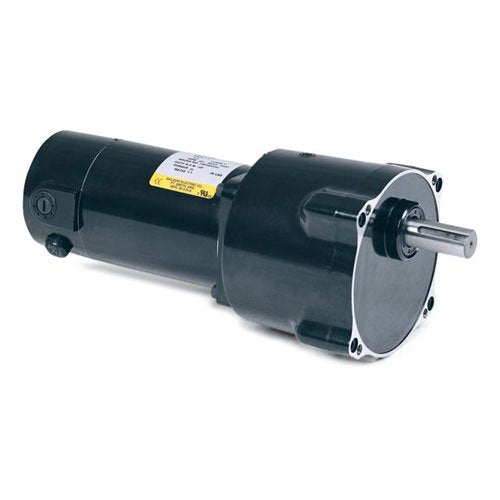 Baldor Electric Company GPP7451 - Parallel Brushed DC Gearmotor - 10 : 1 Ratio, 1/4 hp, 90 V, TENV, Face Mount