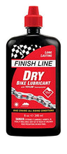 Finish Line Dry Bike Lubricant with Teflon Squeeze Bottle, 8 oz.
