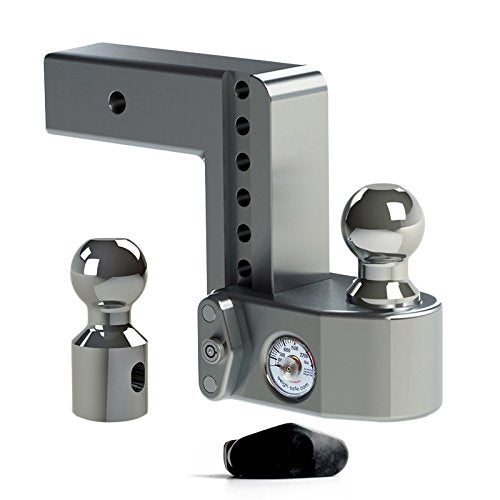 Weigh Safe WS6-2.5 Adjustable Ball Mount with 6