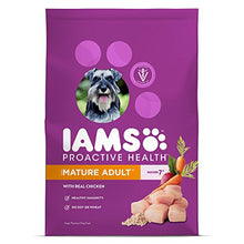 IAMS PROACTIVE HEALTH Mature Adult Dry Dog Food 29.1 Pounds