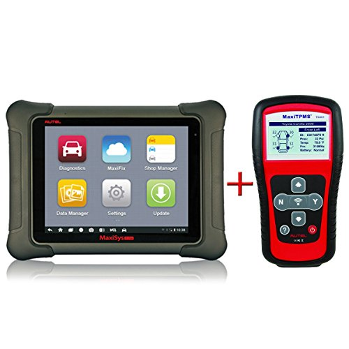 Autel Maxisys Elite+TS401 –Diagnostic Tool with Specific Car ECU Coding & Programming TPMS Diagnostics with 2 Years Free Update