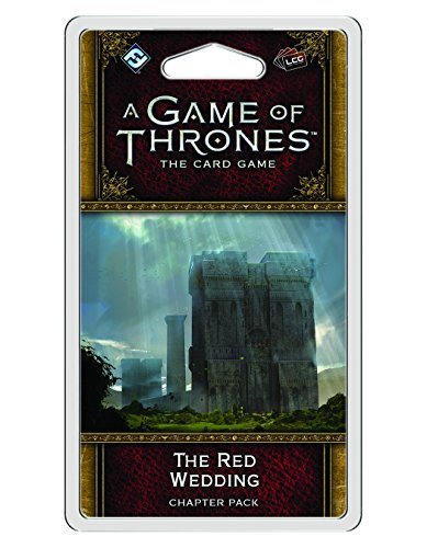 Fantasy Flight Games of Thrones the 2nd Edition: the Red Wedding Card Game
