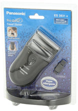 Panasonic ES3831K Electric Travel Shaver