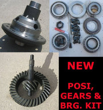 "9"" Ford Trac-Lock Posi 31 Spline - Gear - Bearing Kit Package - 4.11 Ratio - 9 Inch NEW"