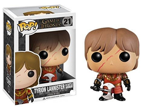 Funko POP! Game of Thrones Tyrion Battle Axe Vinyl Figure
