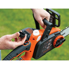 BLACK+DECKER LCS1240 40V MAX Lithium Ion Chainsaw, 12""
