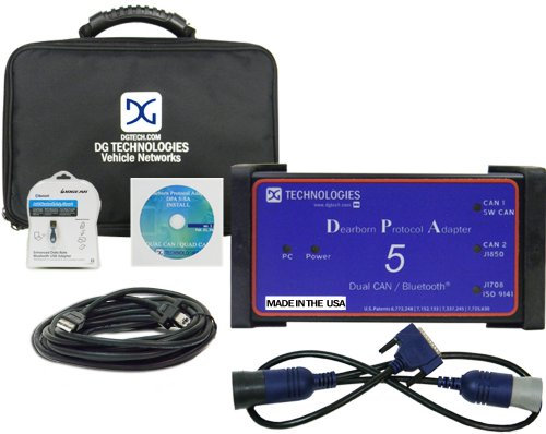 Genuine Dearborn Protocol Adapter (DPA 5) Kit from DG Technologies