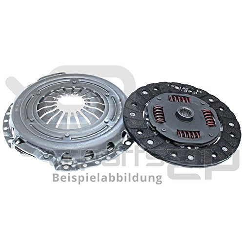 VALEO Clutch Kit with Flywheel Fits RENAULT Espace Laguna Wagon 1.9L 2001-