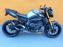 Coffman's Shorty Exhaust for Yamaha FZ8 (2011-13) Sportbike with Gold Tip