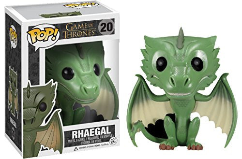 Funko Pop Rhaegal Game of Thrones #20 Vinyl Figure