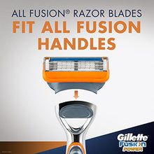 Gillette Fusion Power Razor Blade Refills for Men (8 Count), Mens Razors / Blades