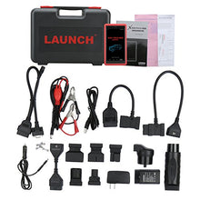 Launch X431 PROS Mini Automotive Diagnostic Tool OBD2 Scanner Code Reader with Wifi & Bluetooth Covering 108 Vehicle Makes + 2 Years Free Update