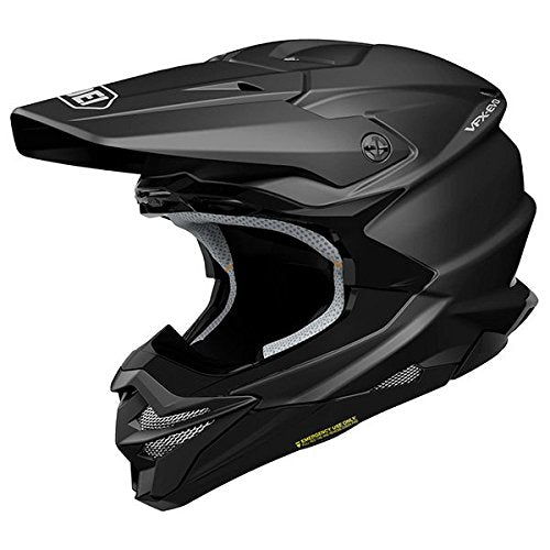 Shoei - VFX-EVO Solid Matte Black Helmet - Size LARGE