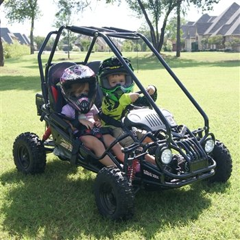 Trailmaster 163CC XRX Mini GoKart