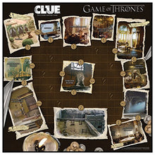 CLUE: Game of Thrones Board Game