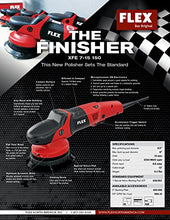 Flex XFE 7-15 150 Long Stroke Orbital Polisher