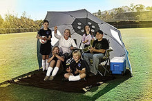 Sport-Brella XL Portable All-Weather and Sun Umbrella. 9-Foot Canopy. Blue.