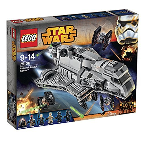 LEGO (LEGO) Star Wars Imperial Assault Carrier 75106
