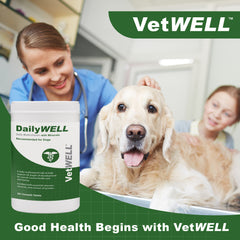 DailyWELL Multivitamin Tabs for Dogs - 365 Count