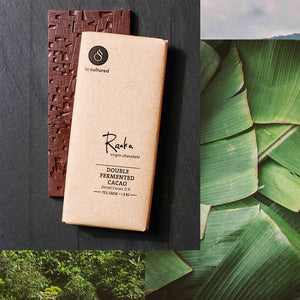 Cultured Chocolate  {eatCultured + Raaka}    Limited edition