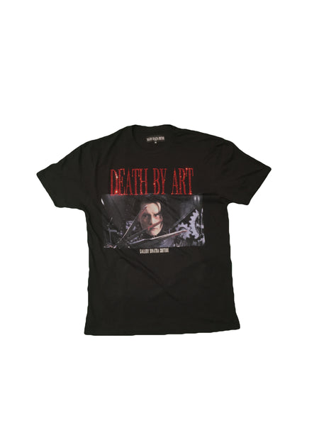 DBA Edward T-shirt Black/Red