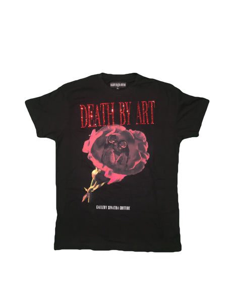 DBA Dead Rose T-shirt Black/Red
