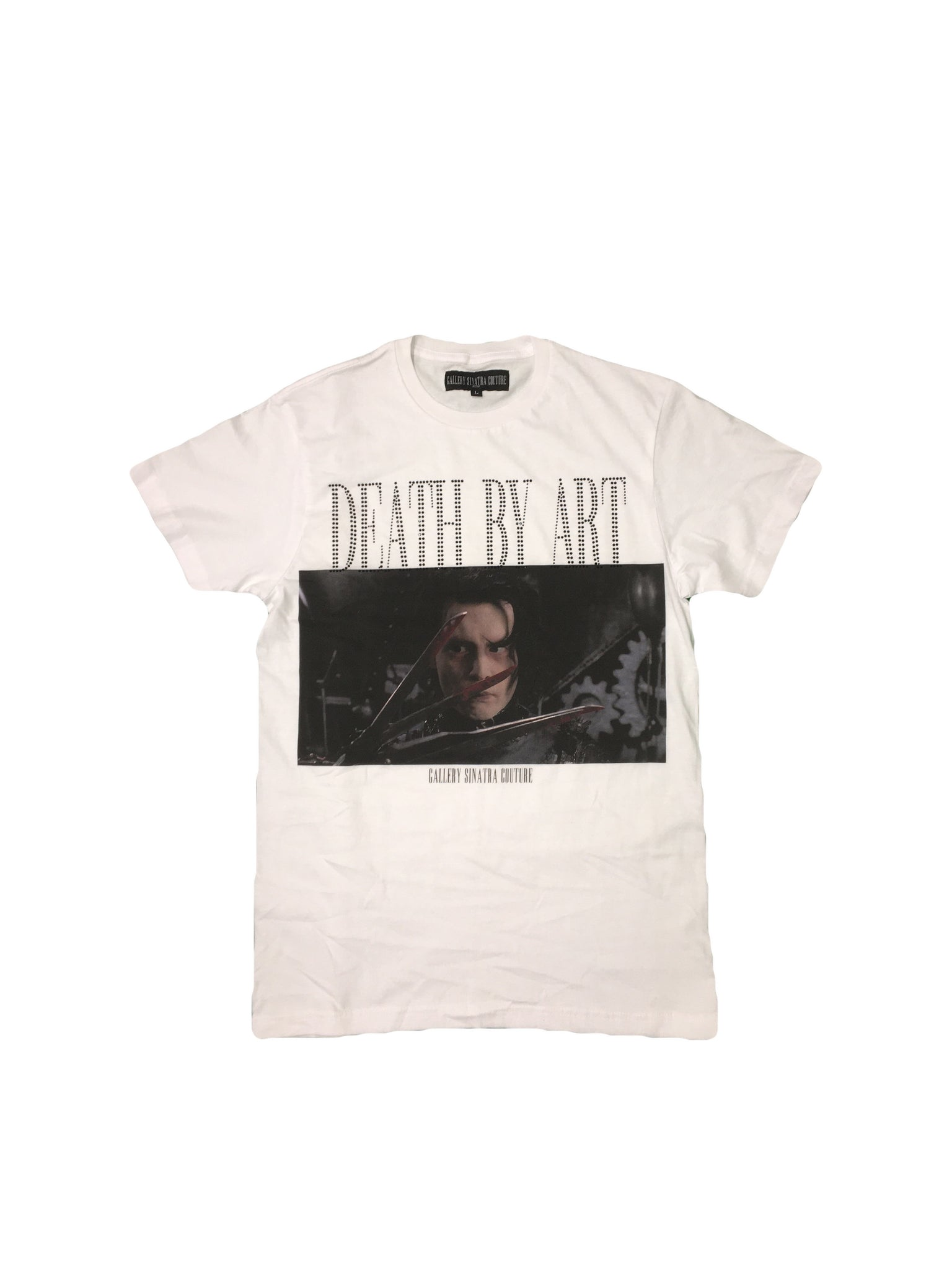 DBA Edward T-shirt white/black