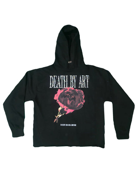 DBA Dead Rose Hoodie Black/Clear