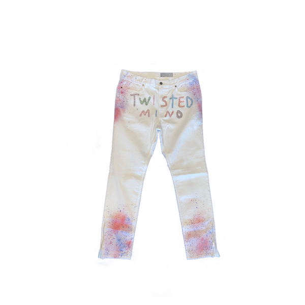 "Twisted Mind ""730"" Denim"