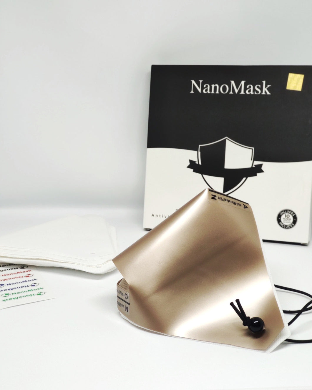 THE NANOMASK *COPPER-INFUSED* - 18 COLORWAY AVAILABLE (Made in Korea)