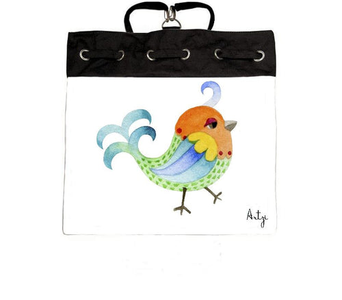 Birdie Backpack - Artzi Prints