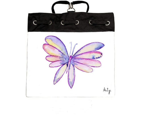 Pretty Butterfly Backpack - Artzi Prints