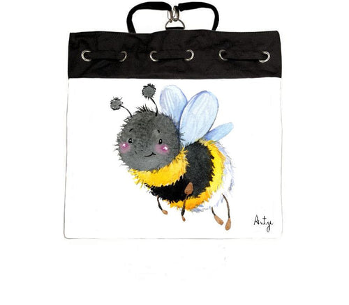 Busy Bee Backpack - Artzi Prints