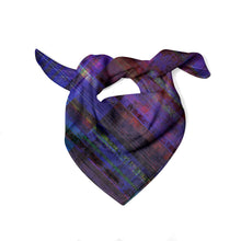 Royal Plaid Scarf Long - Artzi Prints