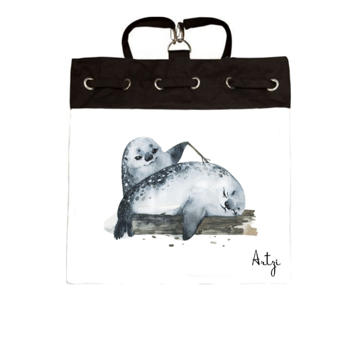 Sea Lion Backpack - Artzi Prints