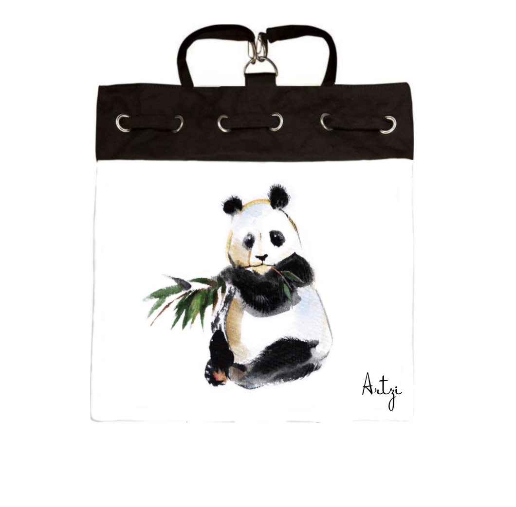 Whls Panda Backpack - Artzi Prints