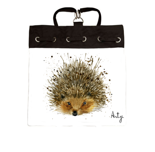 Porcupine Backpack - Artzi Prints