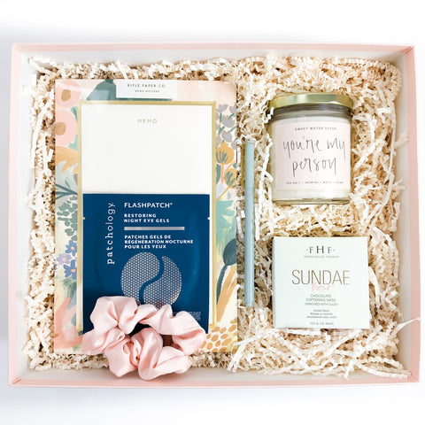 You're My Person Curated Gift Box - Luxe & Bloom