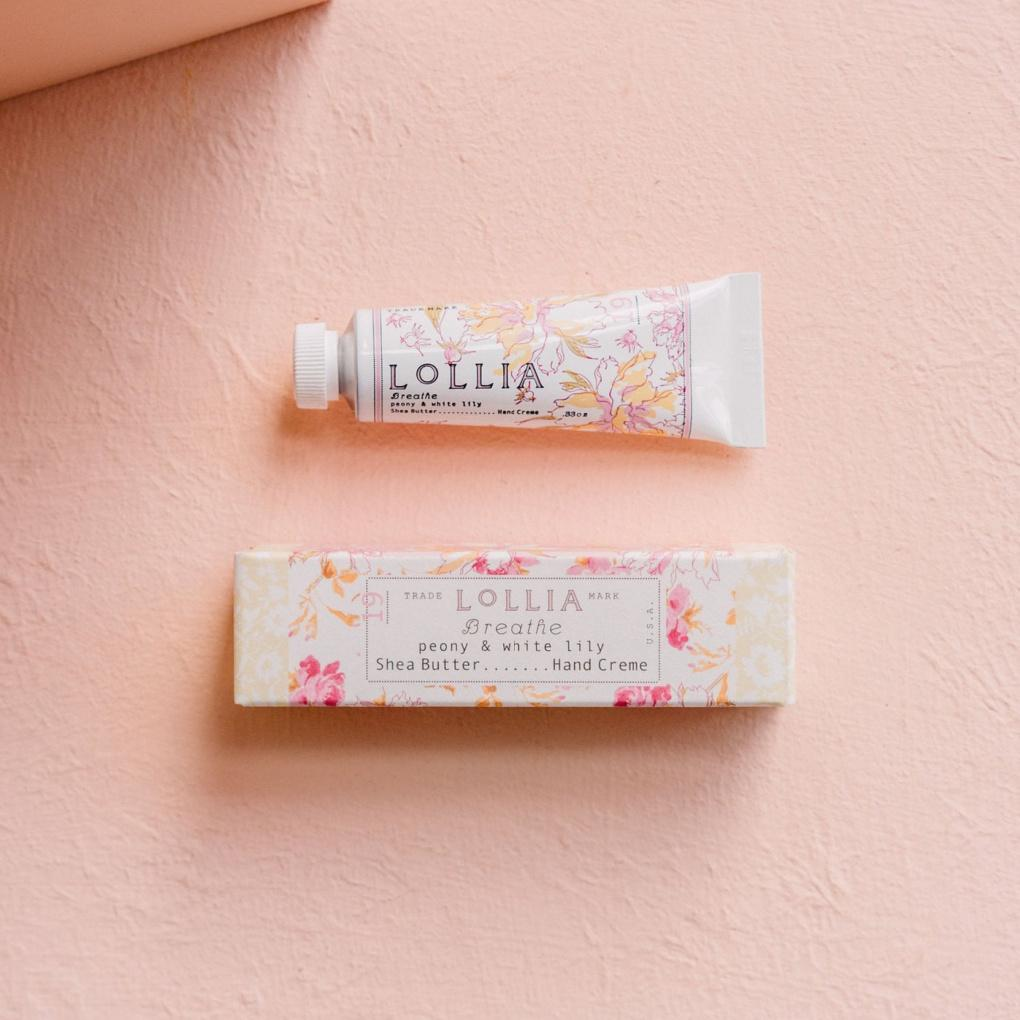 Lollia Breathe Petite Treat Handcreme - Luxe & Bloom