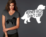 Bernese Mountain Dog Hair T-shirt