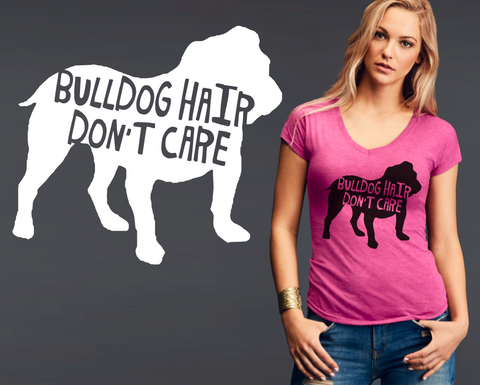 Bulldog Hair T-shirt